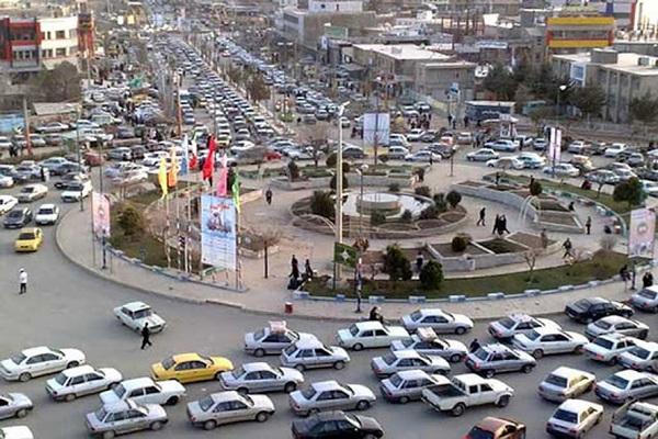 طرح نظارتی ویژه نوروز سال 1400در شهر مرزی بانه آغاز شد