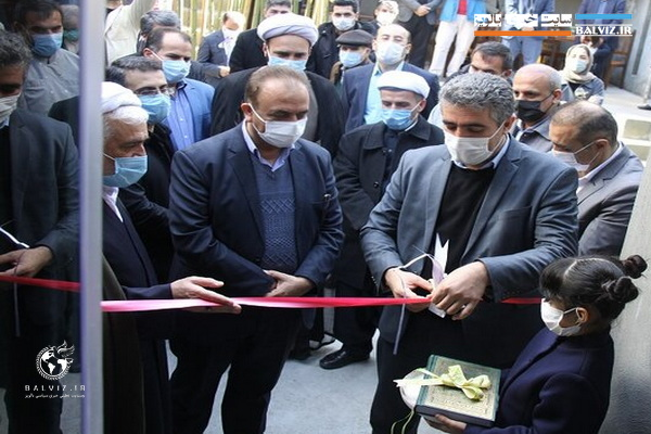 اولین دستگاه چاپ ۵ رنگی و نگار خانه خصوصی در مهاباد راه اندازی و افتتاح شد