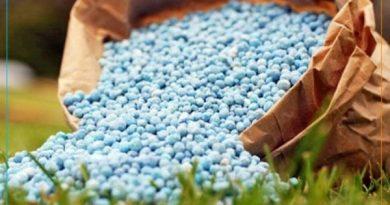 کود شیمایی کشاورزی قاچاق در مهاباد کشف شد