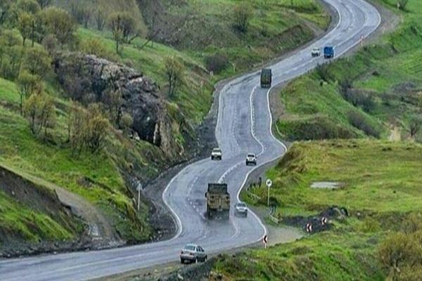 افزایش 80 درصدی تردد در جادههای کردستان