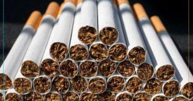 بیش از 5 هزار نخ سیگار خارجی در مهاباد کشف شد
