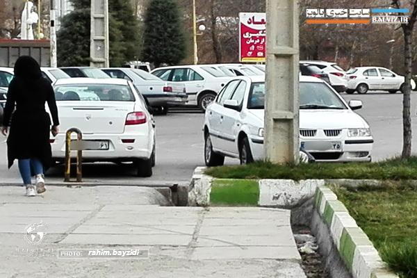 جولان خودروهای غیر بومی با محدودیت های کرونایی در خیابان های مهاباد