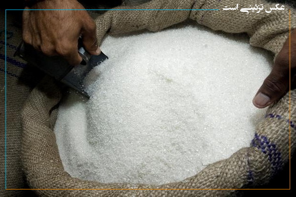 دستگیری عامل فروش خارج از شبکه شکر با تلاش پلیس مهاباد