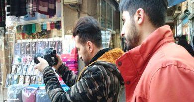 راهیابی فیلم کوتاه مستند زمین زرد به ششمین جشنواره ملی فیلم دانشجویی هکاتم