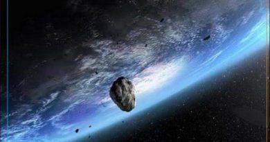 سال جدید شمسی با عبور یک سیارک از نزدیکی زمین آغاز می شود