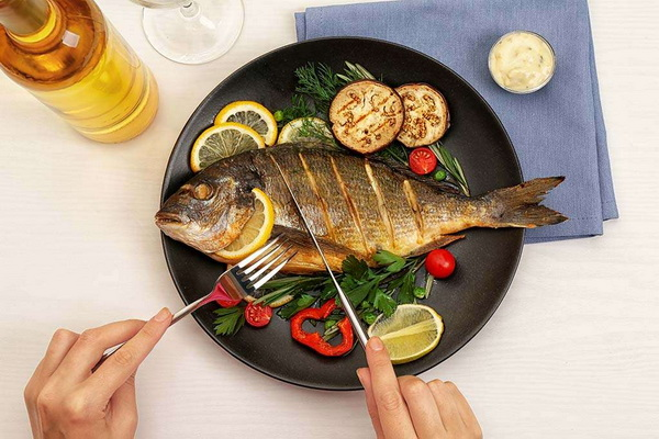 هەفتانە دووجار خواردنی ماسی مەترسیی نەخۆشییەکانی دڵ کەمدەکاتەوە