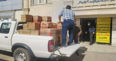 متقلب فروش روغن خوراکی در سقز به دام افتاد