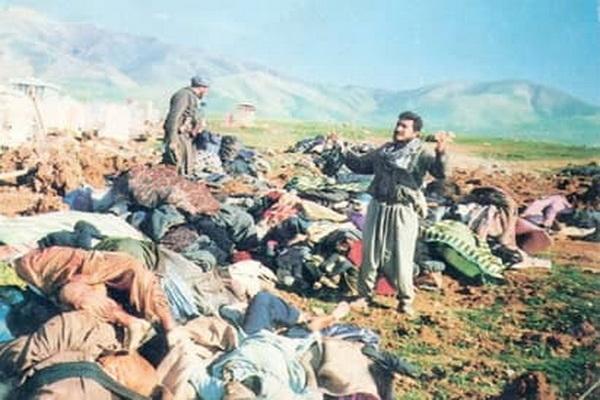 محکومیت اقدام صدام در استفاده از سلاح شیمیایی در جنگ ایران و عراق