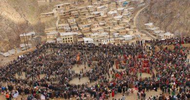 نخستین جایزه پینووس با محوریت نوروز در کردستان