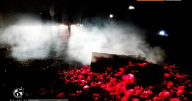 عکس/آیین مراسم چهارشنبه سوری در مهاباد 4