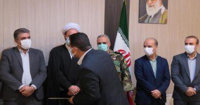 خدمت کردن در نظام جمهوری اسلامی ایران نعمت است