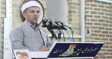 برگزاری نماز جمعه شهر و روستاهای مهاباد تا اطلاع ثانوی تعطیل است