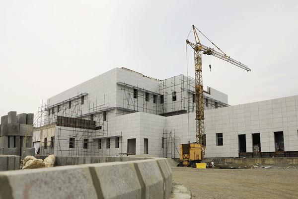 بیمارستان ۶۴ تخت خوابی اشنویه تا خرداد افتتاح می شود