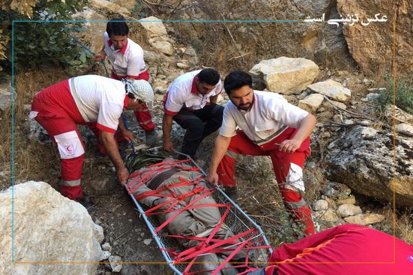 یک شهروند پیرانشهری از ارتفاعات خرپاپ سقوط کرد