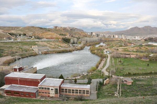 ۲۵ میلیون مترمکعب آب از سد مهاباد به دریاچه ارومیه رها سازی شد