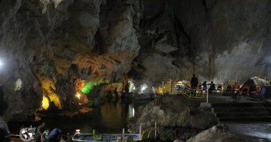 غار آبی تاریخی سهولان در مهاباد