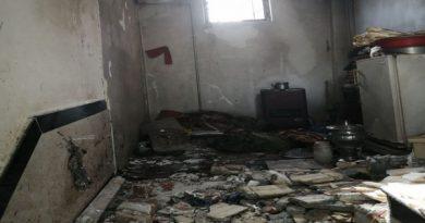انفجار گاز در نلاس سردشت 2 مصدوم برجای گذاشت