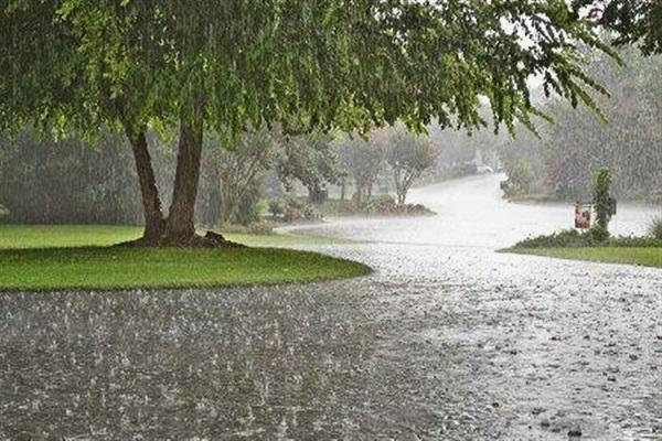 بارندگی در مهاباد به بیش از 17 میلی متر رسید