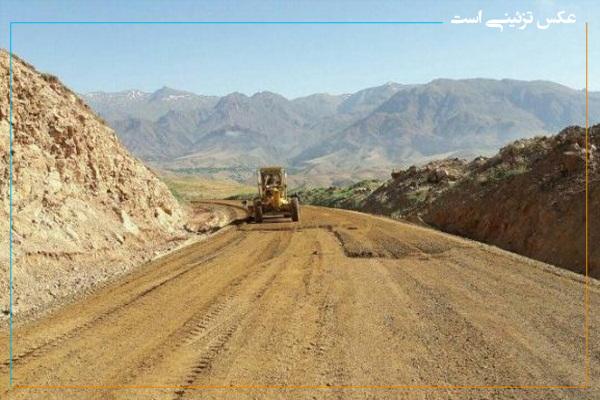 بهسازی بیش از ۲۷ کیلومتر راههای روستایی مهاباد