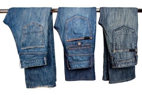 چگونه انواع لباس جین خود را رنگ کنیم؟