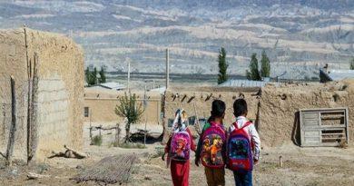5 روستای مهاباد 5 دانش آموز دارد