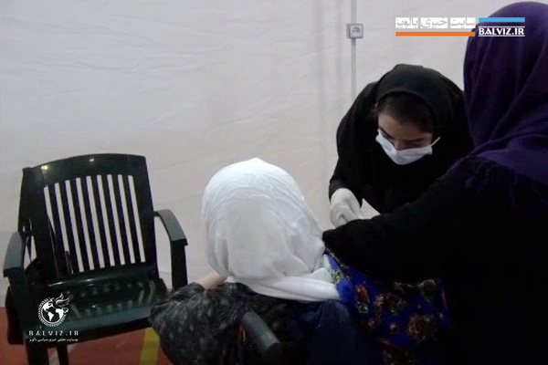 بیش از ۲۰ هزار نفر در مهاباد واکسن دریافت کرده اند