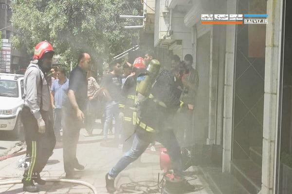 جزئیات آتش سوزی،کافه کارنو،مهاباد تشریح شد