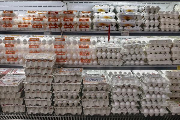 شهروندان تخممرغهایی را بخرند که در یخچال نگهداری میشود