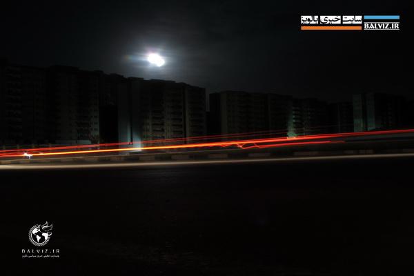 ممنوعیت تردد شبانه خودروها در مهاباد تشدید می شود