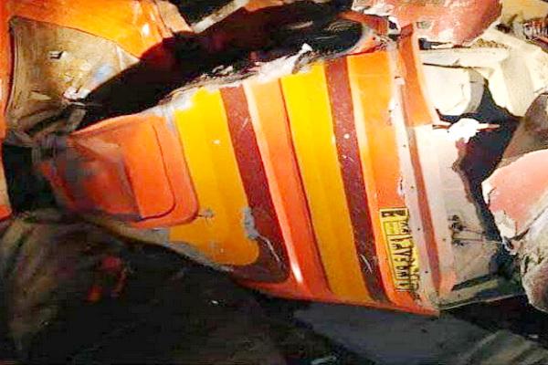واژگونی کامیون تریلی 1کشته بر جای گذاشت