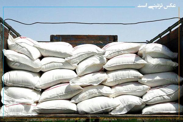کشف و ضبط 40 گونی شکر قاچاق در مهاباد