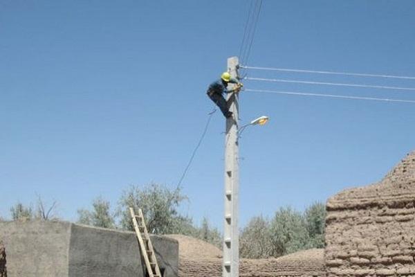 صد درصد جمعیت شهر و روستای مهاباد از نعمت برق برخوردارند