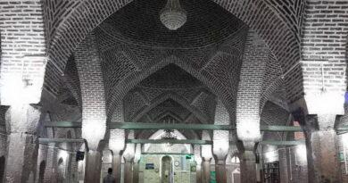 مسجد جامع مهاباد مرمت میشود