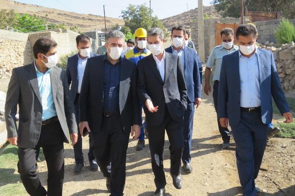 مشعل گاز ۲۴ روستای آذربایجان غربی روشن شد