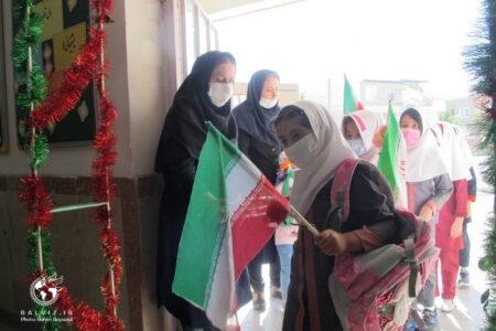 مراسم جشن شکوفه ها در مهاباد برگزار شد
