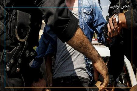۷ نفر از اراذل و اوباش سابقه دار سطح مهاباد دستگیر شدند