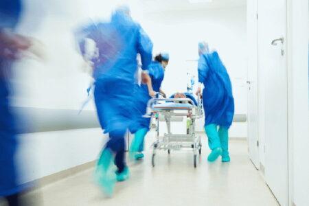 بیشترین آمار بستری بیمار کرونا در مهاباد ثبت شد