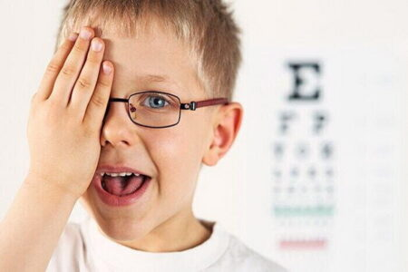 کودکان ۳تا۶ ساله مهابادی به مراکز سنجش بینایی مراجعه کنند
